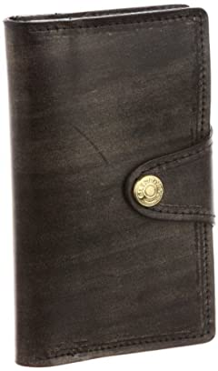 03-6128 15 Pockets Card Holder: New Black