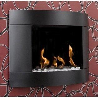Bio Blaze Diamond I Fireplace - Black image B002VFEANU.jpg