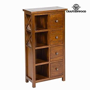 Mobile accessorio 4 cassetti - Franklin Collezione by Craften Wood (1000026239)