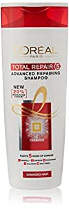 L'Oreal Paris Total Repair 5 Advanced Repairing Shampoo, 360 ml