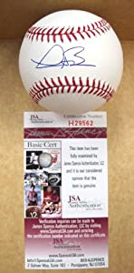 Trevor Bauer Arizona Diamondbacks Signed Autographed Official M.L.Baseball W JSA by Hollywood Collectibles
