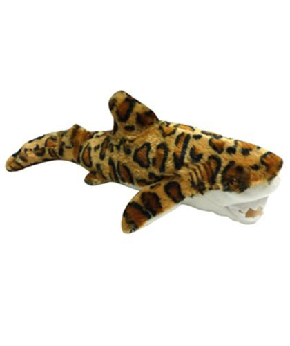 Adventure Planet Plush - LEOPARD SHARK ( 13 inch )