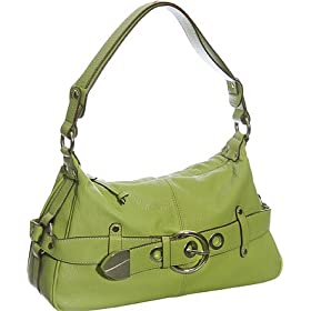 ''Gabrielle'' Hobo - Black or Green
