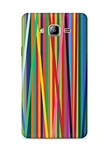 Amez designer printed 3d premium high quality back case cover for Samsung Galaxy ON5 (Pattern 4)