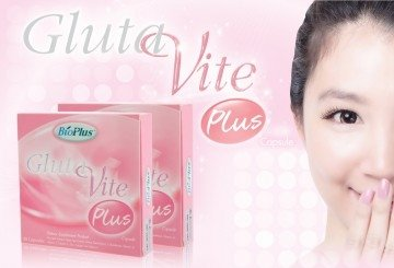 Bioplus Gluta Vite Plus 30 Capsule. [Get Free Herbal Lozenges]