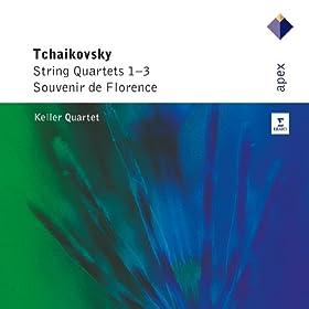 String Quartet No.3 Op.30 : IV Finale - Allegro No Troppo E Resoluto
