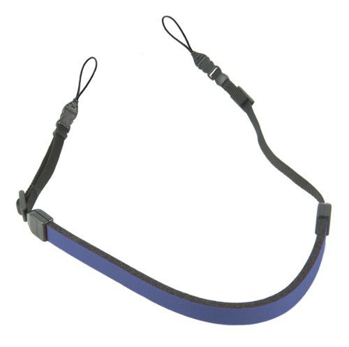 Op/Tech Usa 2203021 Bin/Op Strap-Qd- For Compact Cameras And Binoculars -Neoprene (Navy) Color: Navy Portable Consumer Electronics Home Gadget