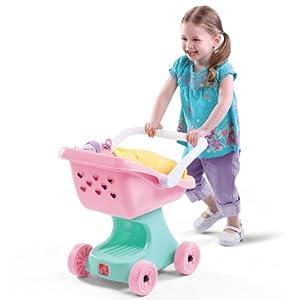 Amazon Com Step2 Little Helper S Doll Stroller Toys Amp Games