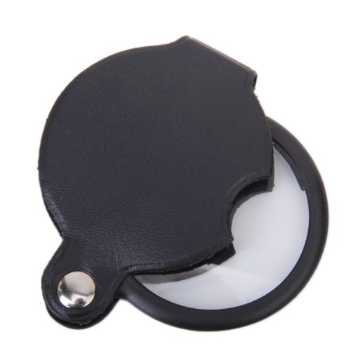 mini-loupe-magnifier-portable-3x-5x-avec-etui-en-cuir-artificiel-noir