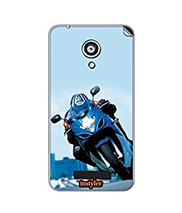 instyler MOBILE STICKER FOR MICROMAX CANVAS SPARK Q380