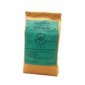 1 gal. - Super Tea Mix - Vegetative Stimulator - Hydroponic Nutrient Solution - 0.05-0.1-0.02 NPK Ratio - The Guano Company 720050