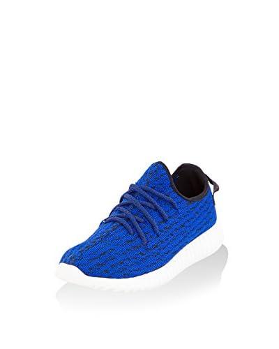 Footrepublic Sneaker Run blau/schwarz