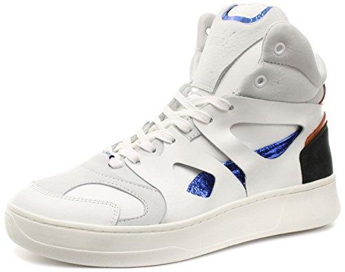 Puma Alexander McQueen MCQ Serve Uomo Sneaker Bianco Taglia 46