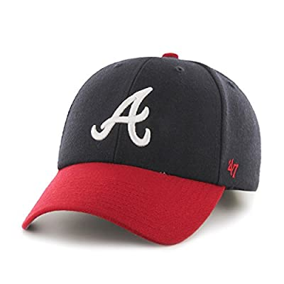 MLB Atlanta Braves Juke MVP Adjustable Hat