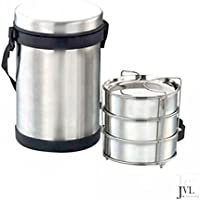 Jvl Hot Tiffin Carrier 3 Containers