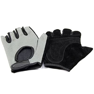 HeroNeo® Training Body Building Exercise Gym Weight Lifting Sport Mesh Half Finger Gloves from HeroNeo®