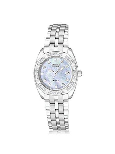 Citizen Women's EW1590-56Y Eco Drive Stainless Steel Watch