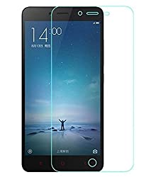 2.5D Curve Tempered Glass Intex Aqua Life 2 Screen Protector | Intex Aqua Life 2 Screen Guard Crystal Clear Anti Bubble Shatter Proof from FrossKin