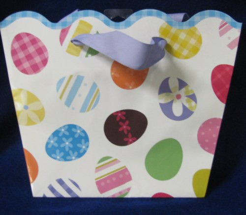 Hallmark Easter EAB7202 Medium Eggs Gift Bag