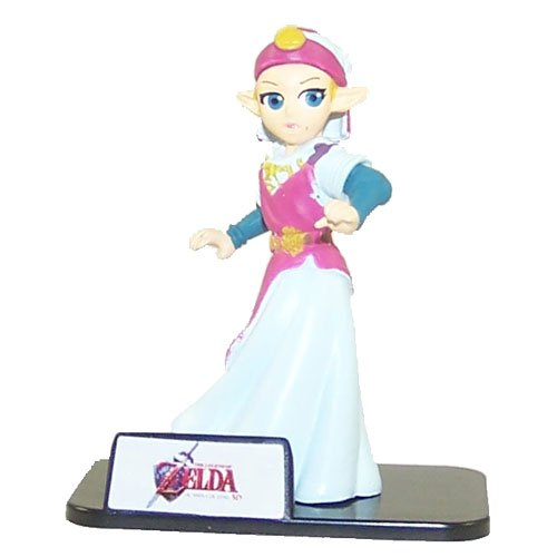 "Zelda from Ocarina of Time 3D ~2"" The Legend of Zelda Mini-Figure Collection [1]"
