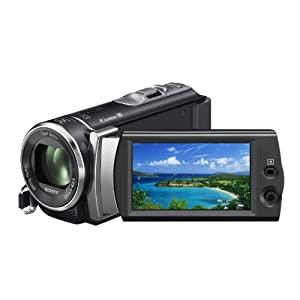 Sony HDR-CX190 High Definition Handycam 5.3 MP Camcorder(2012 Model) $167.89