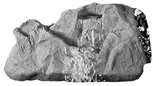 Inter-Fab 4100-22 Alta Waterfall, Light Granite