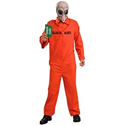 Product Image Illegal Alien Adult Costume One Size