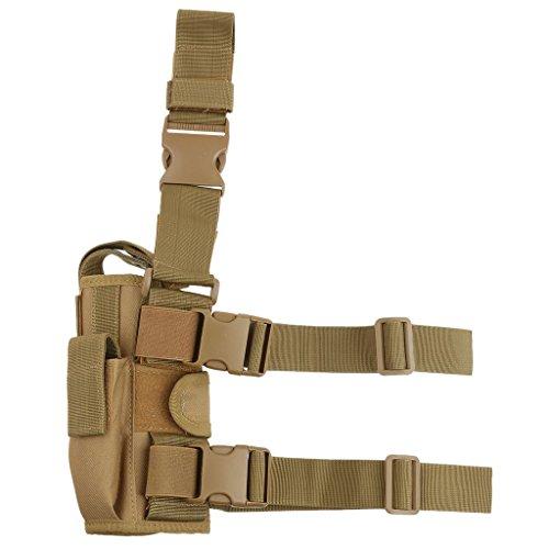 veroda-rglable-tactique-arme-Pistolet-Gun-goutte-jambe-cuisse-Sac-pochette-avec-support