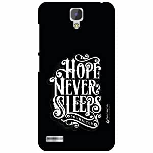Redmi Note Prime Back Cover - Hope Never Sleep Designer Cases
