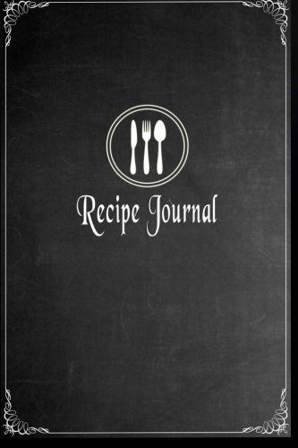 Recipe Journal: Blank Cookbook To Write In (Blank Cookbooks and Recipe Books) (Write Recipe Book compare prices)