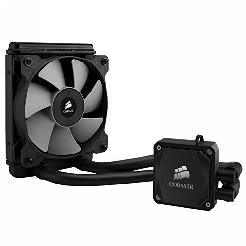 Corsair Hydro Series High Performance Liquid CPU Cooler H60 (Desktop Computer Water Cooler compare prices)