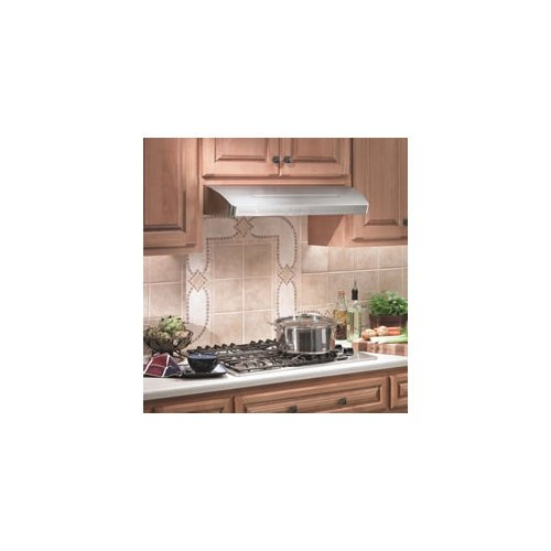 Contemporary Range Hood front-25171