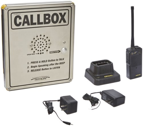 Ritron RGG1-156-XT GateGuard long distance wireless gate and door control, VHF