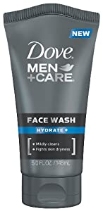Dove Men+Care Hydrate + Face Wash 5.0 Fl 0z