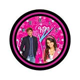 KNG High School Musical Led Musical Wall Clock