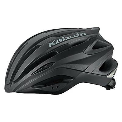 Ogk Kabuto(オージーケーカブト) ヘルメット Rezza マットブラック Xlxxl (頭囲 60cm~64cm)