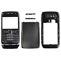 TOTTA Replacement Full Body Housing Panel For Nokia E71- Black