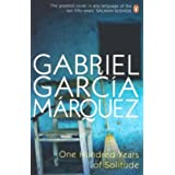 One Hundred Years of Solitudeby Gabriel Garcia Marquez