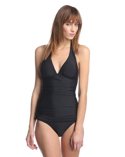TART Women's Yasmin One-Piece Ruched Swimsuit