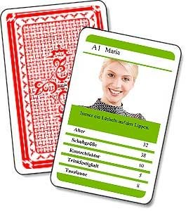 Kartenspiel Selber Gestalten