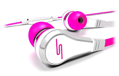 Sms Audio Street By 50 Cent In-Ear Headphones - Pink