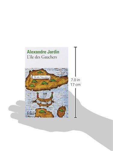 Libro l 39 le des gauchers di alexandre jardin for Alexandre jardin amazon