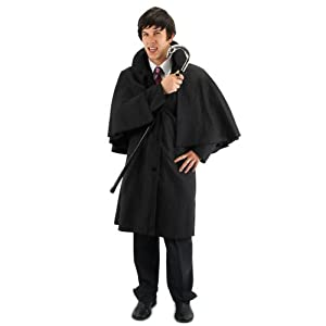 Dark Shadows Licensed Barnabas Collins Cape-Coat from Patterns of Time