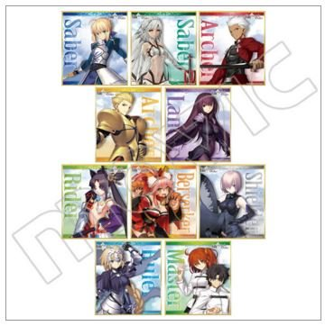[Pre order Fate / Grand Order mini card board collection New From Japan F/S] (Costumes Gallery In Stock)
