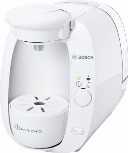 Tassimo by Bosch T20 Single Serve Coffee Brewer, White