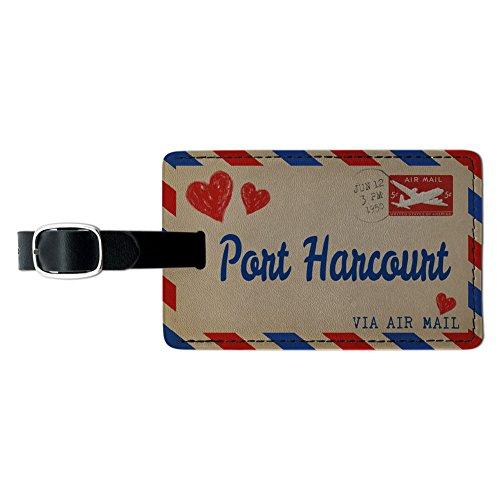 air-mail-postkarte-love-fur-port-harcourt-leder-gepack-id-tag-koffer