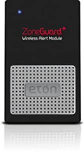 Eton ZoneGuard+ Wireless Alert Modules (Black) (ZG200MOD)