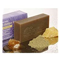 Henna Senna Shampoo Bar 100% Natural with Leatherwood Honey and Beeswax From Tasmania Australia
