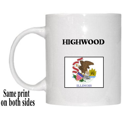 Highwood, Illinois Mug