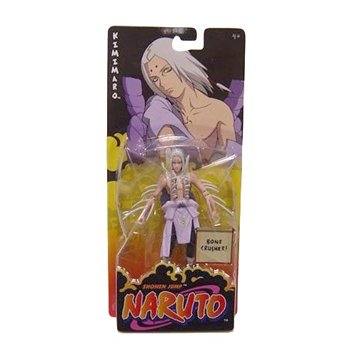 Naruto : Kimimaro Mattel Basic Action Figure
